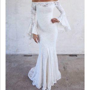 *NWT* Grace Loves Lace Sloane Wedding Dress